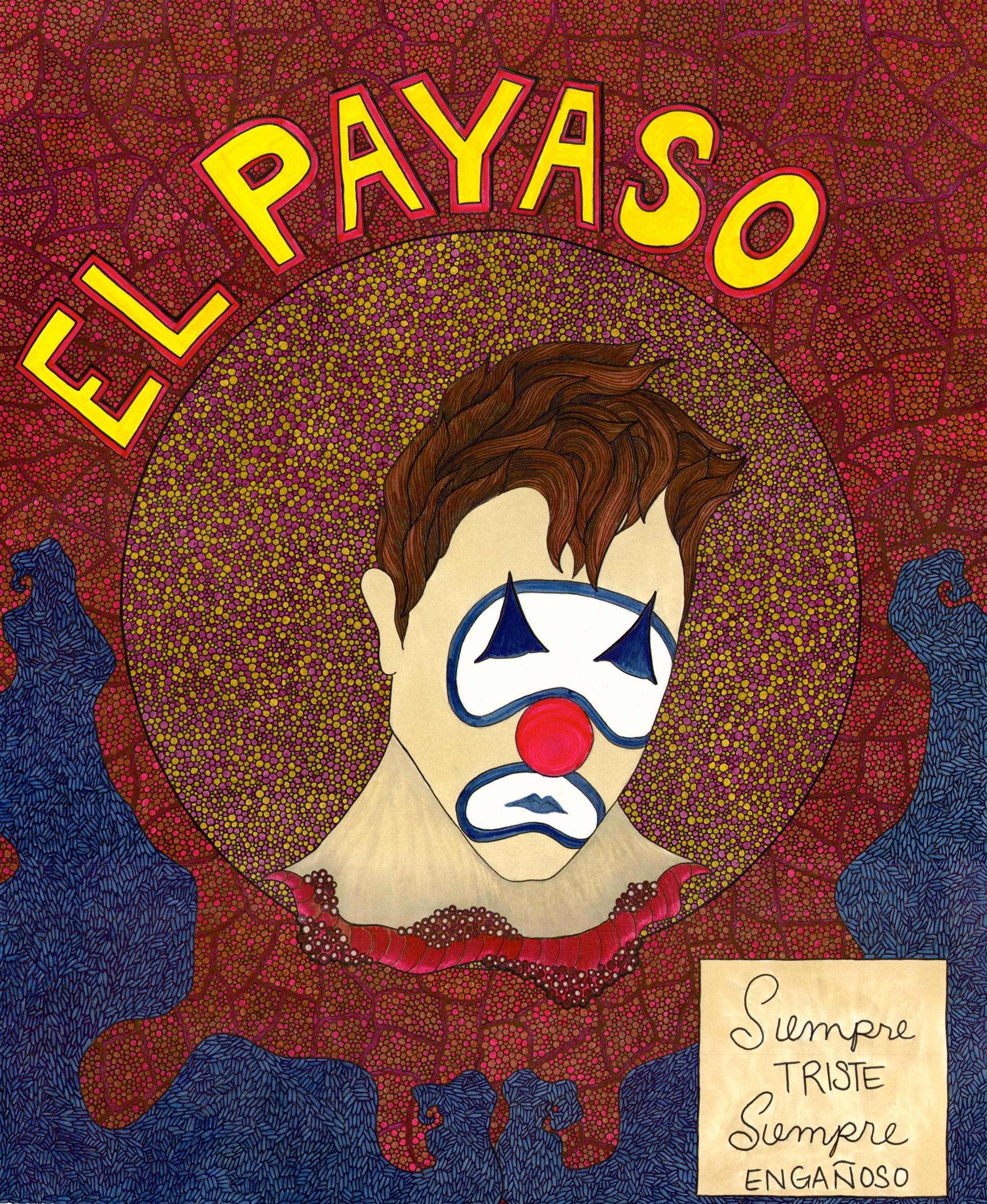 El Payaso: Siempre triste. Siempre engañoso