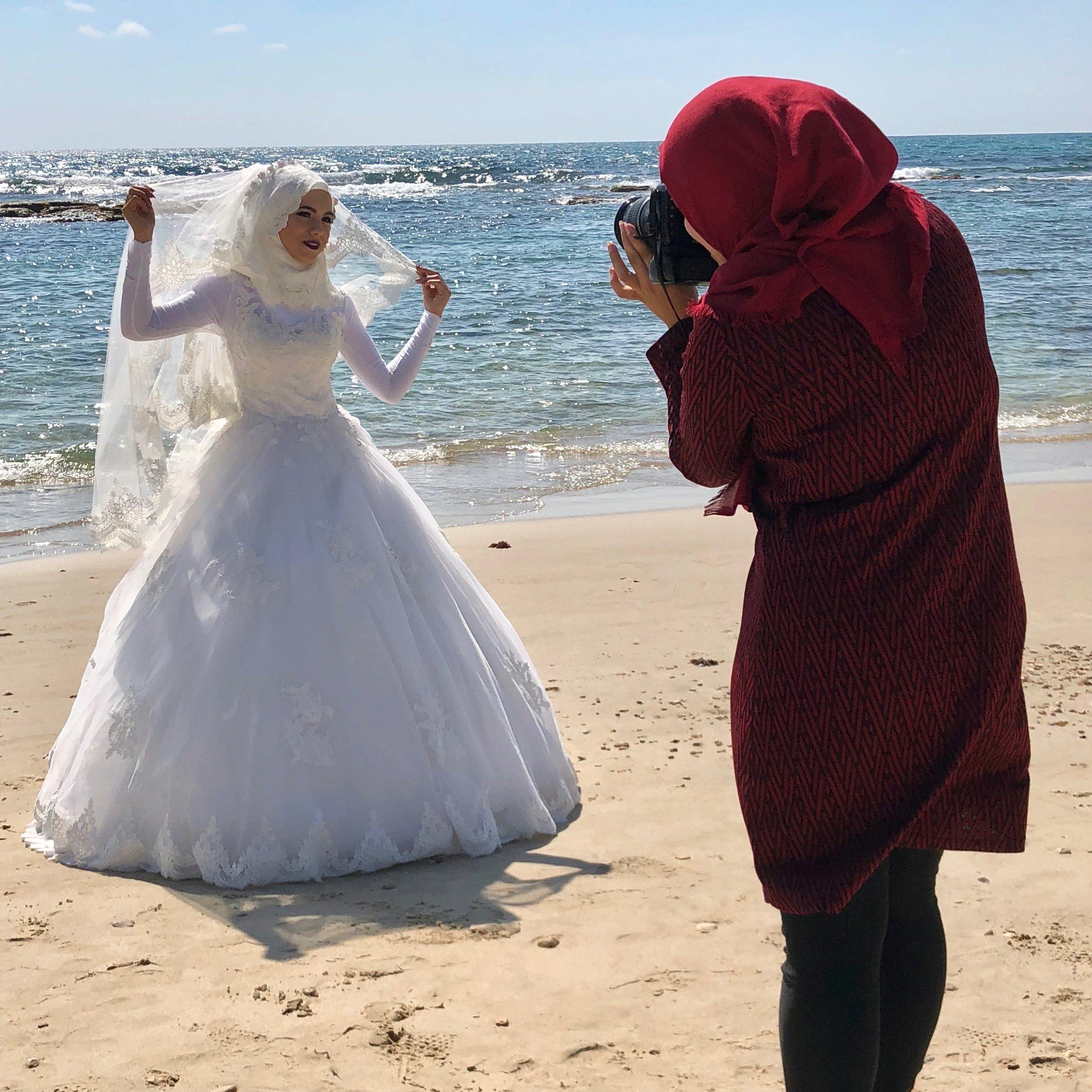 Bride, Caesarea, Israel.jpg