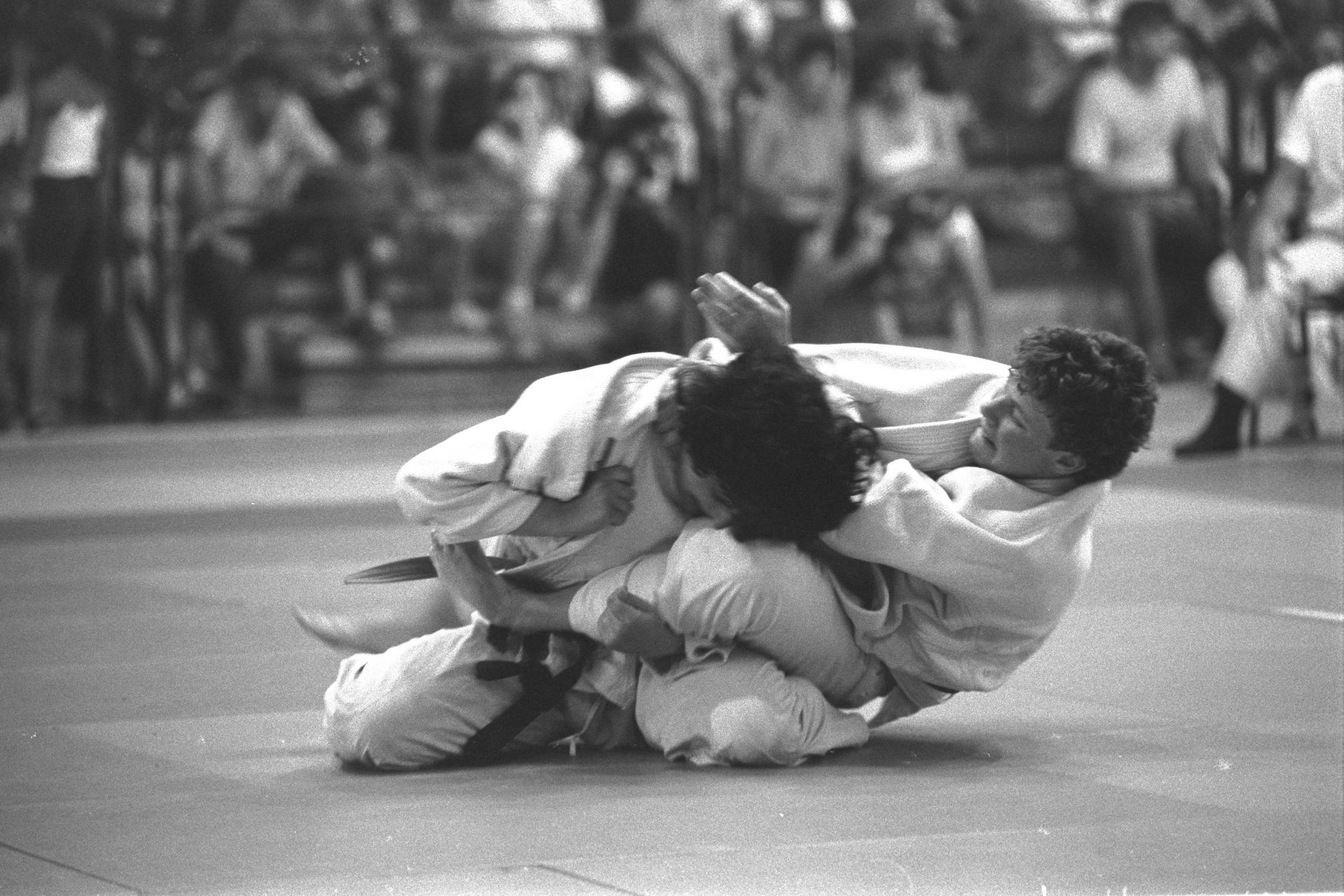 And yes, sometimes karate chopping your competition  is  necessary.