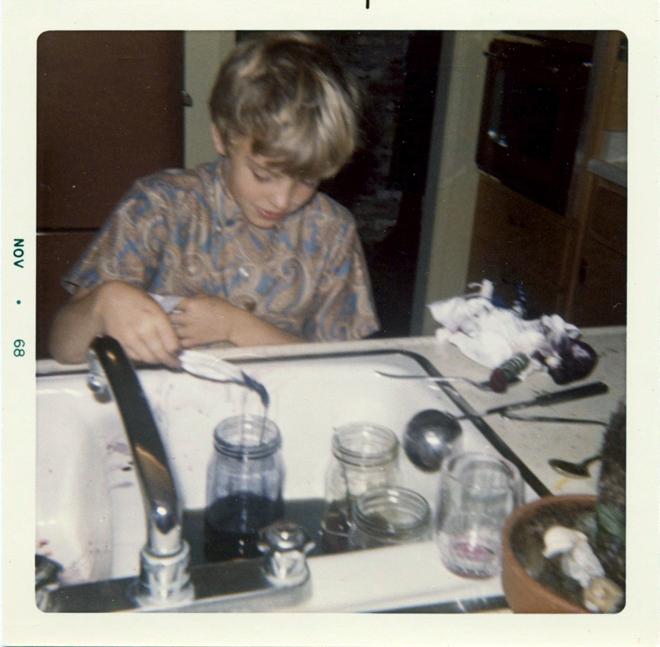 me-at sink-jars with dye-nov 1968_adj01-small.jpg