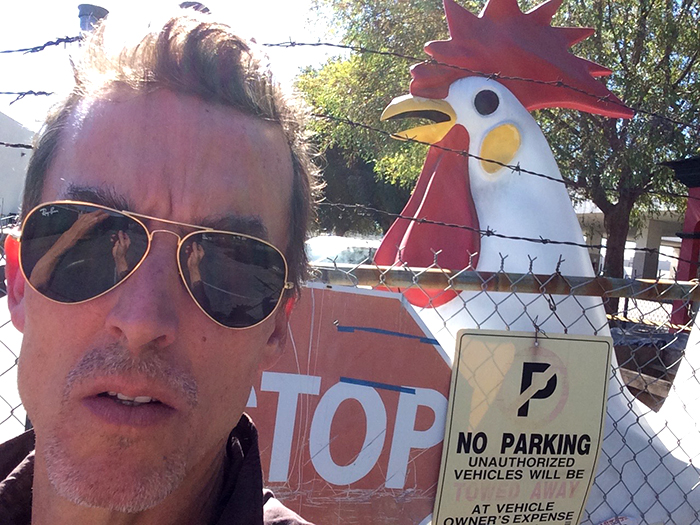 Me and large chicken, LA_adj01-sm.jpg