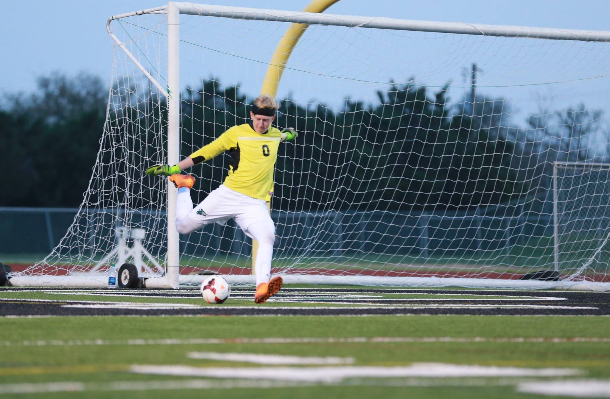 2016 All District Goal Keeper of the Year - JACK DODGE #0