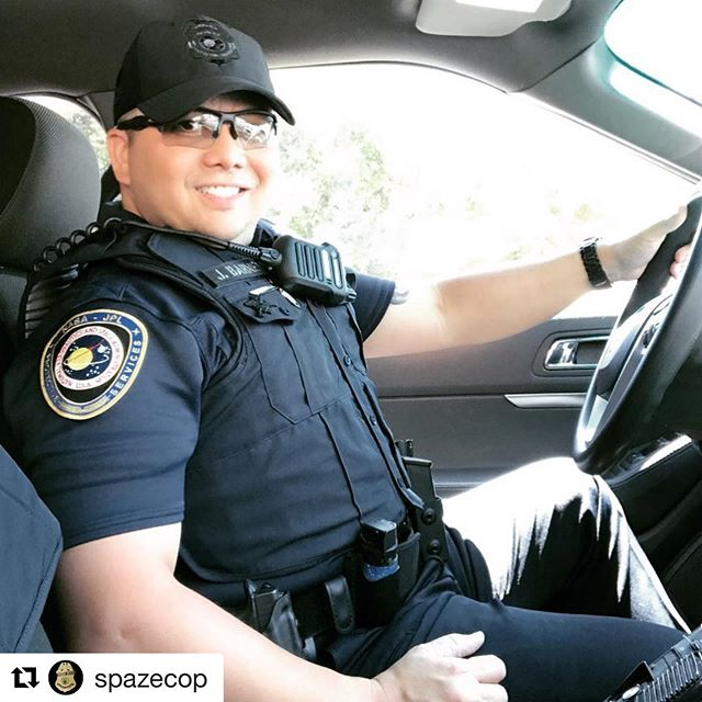 """Looking 🔥🔥🔥 and stayin' ❄️❄️❄️ in NESSE Uniform 👊 #Repost @spazecop with @get_repost ・・・ Perfect for this Hot California Summer weather is @nesseapparel use my discount code """"spazecop"""" and get 20% off! #nesseapparel #tactical #patrol #thinblueline"""