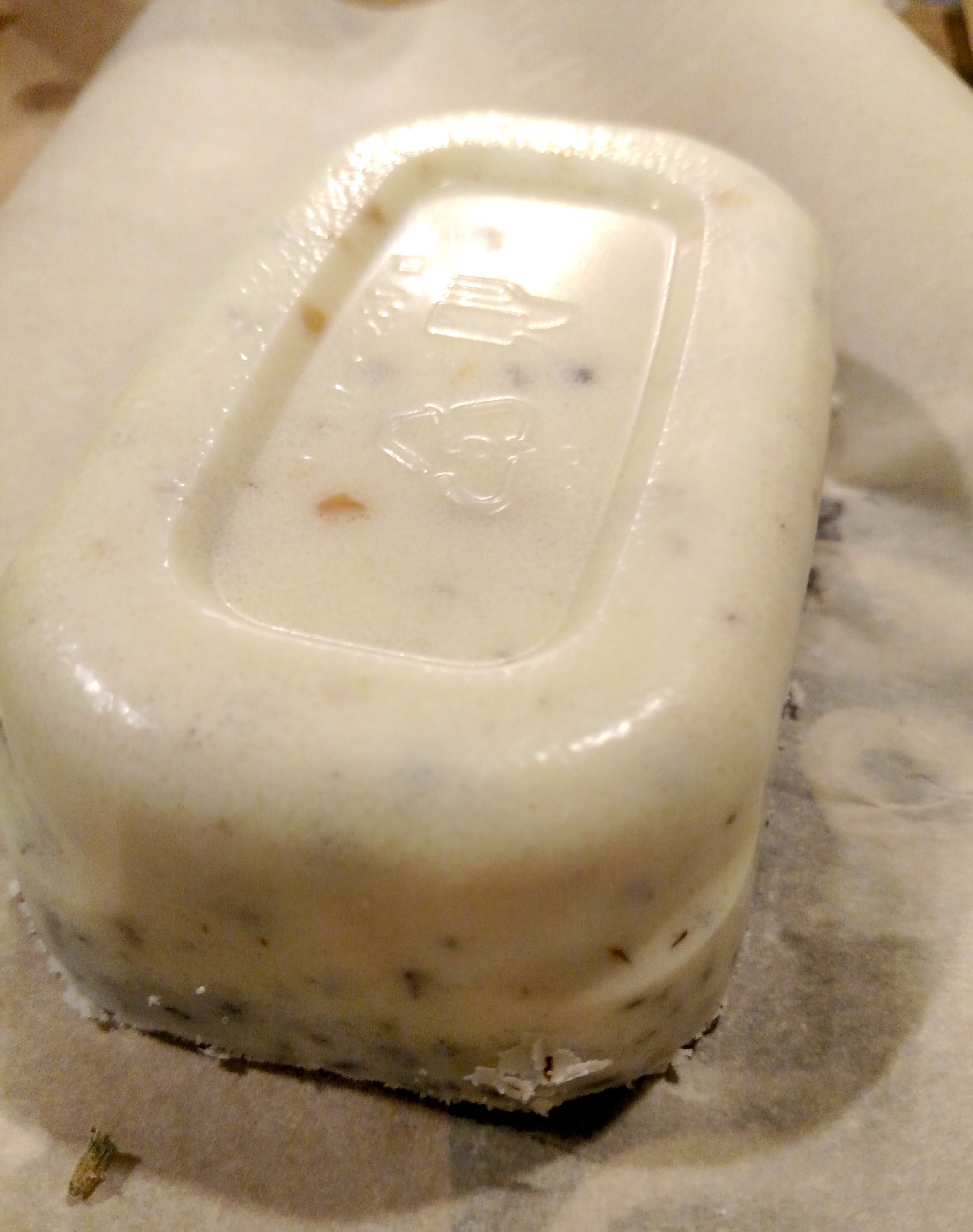 Using Tupperware as molds