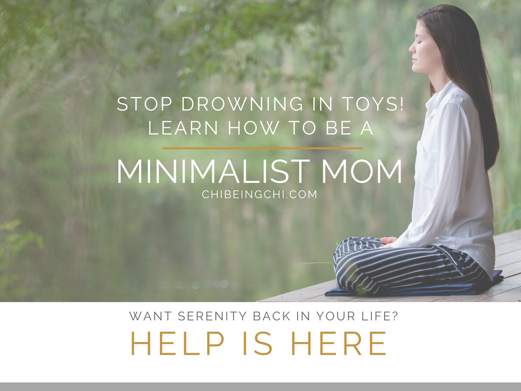 Minimalist Mom. Photo Credit:   Kosal Ley via Unsplash