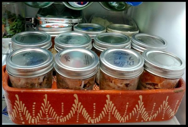 Refrigerate Muesli overnight