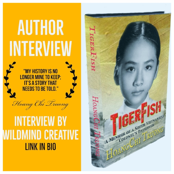 TigerFish Author Interview