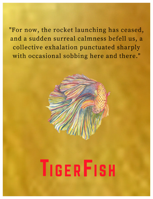 TigerFish Book Quote