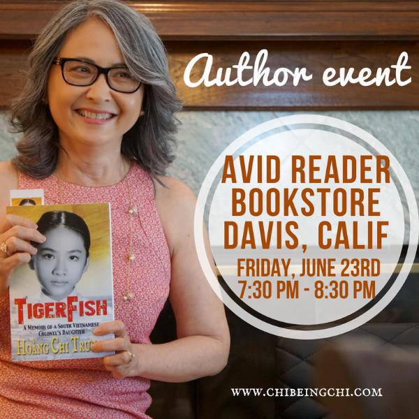 TigerFish Author Event