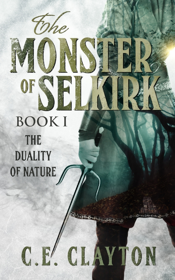 The Monster of Selkirk, Book 1  005.jpg