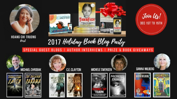 2017 Holiday Book Blog Party