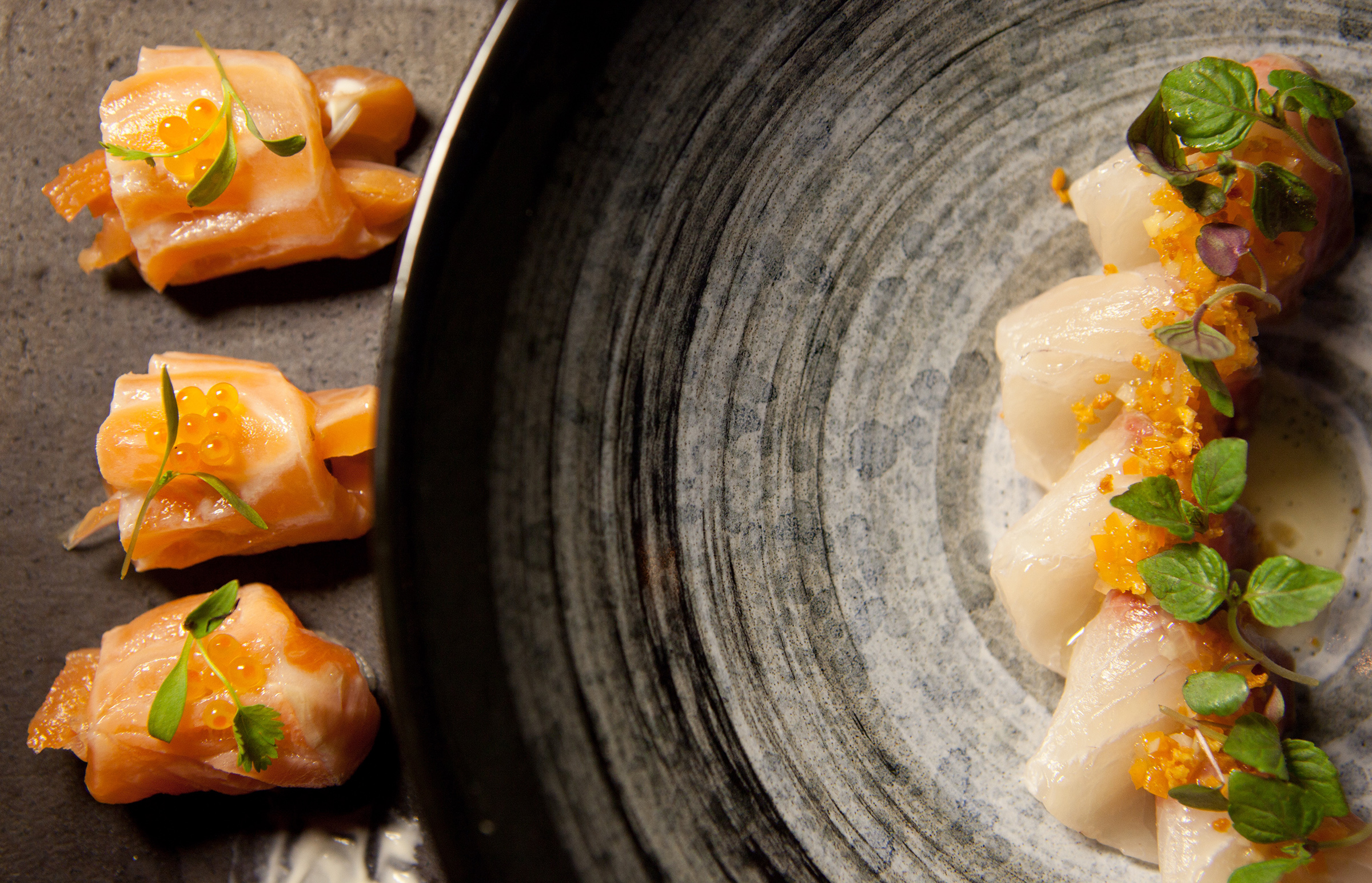 Food - Hamachi & Salmon Rosettes.jpg