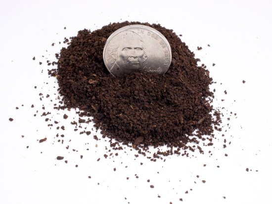 Medium Grind = Texture and granularity of salt  Brewing Methods = Automatic Drippers
