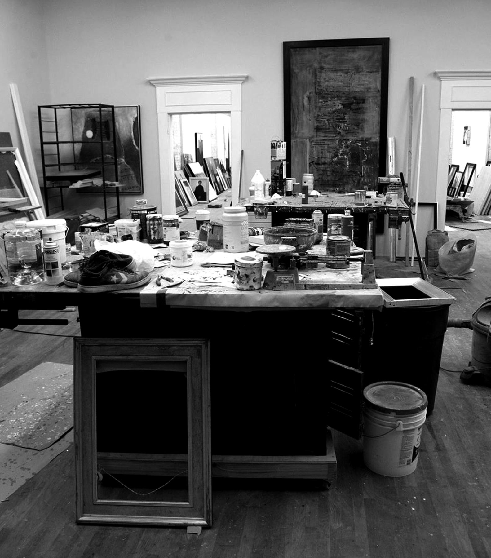 Torrance studio 2017  back area