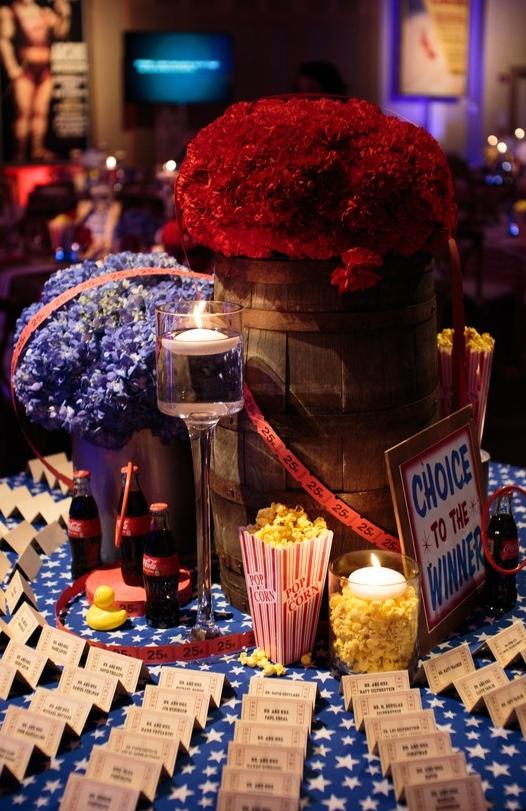 hamptons carnival bar mitzvah -