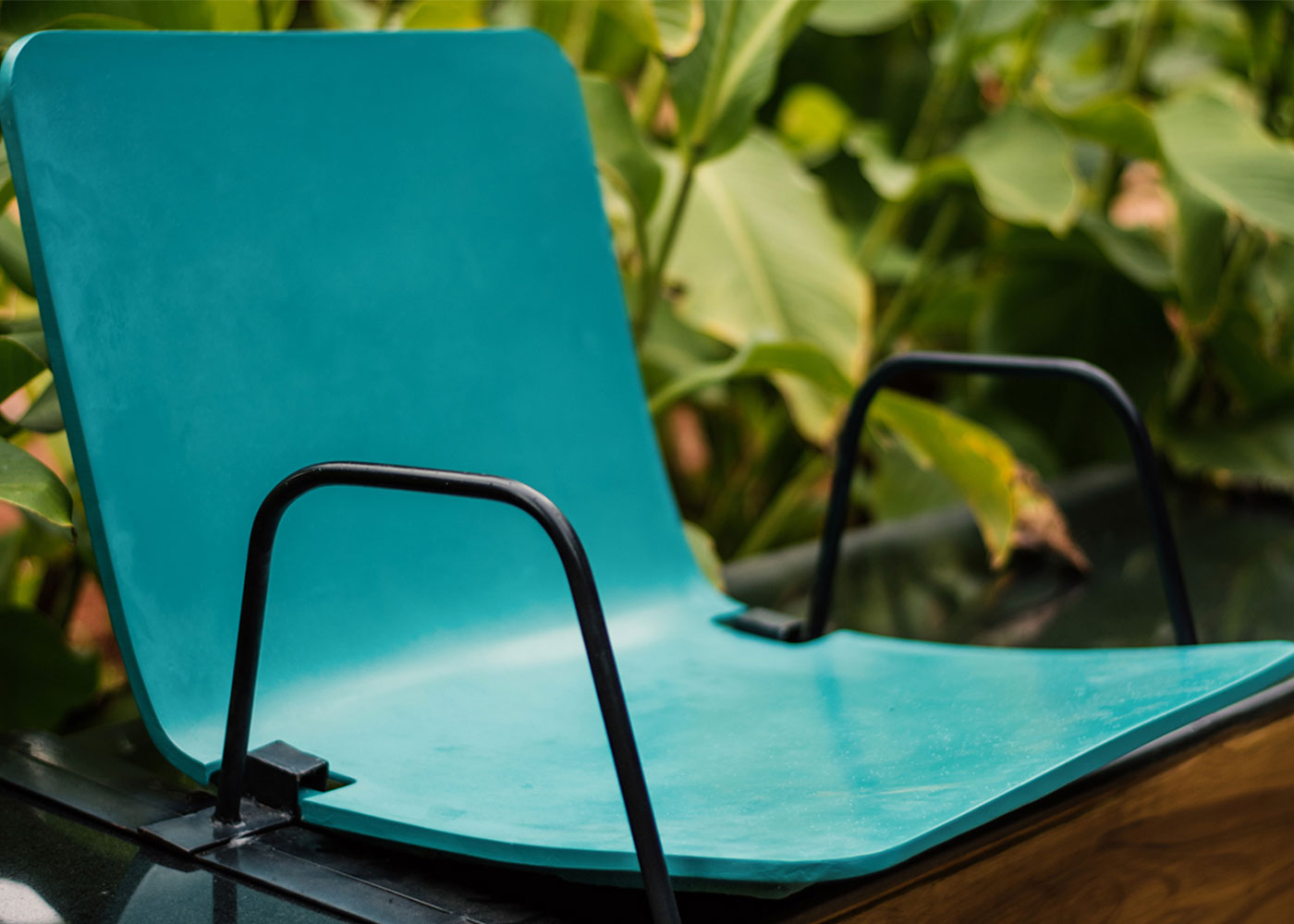 The Outdoor Bascule (Product / Furniture Design) -