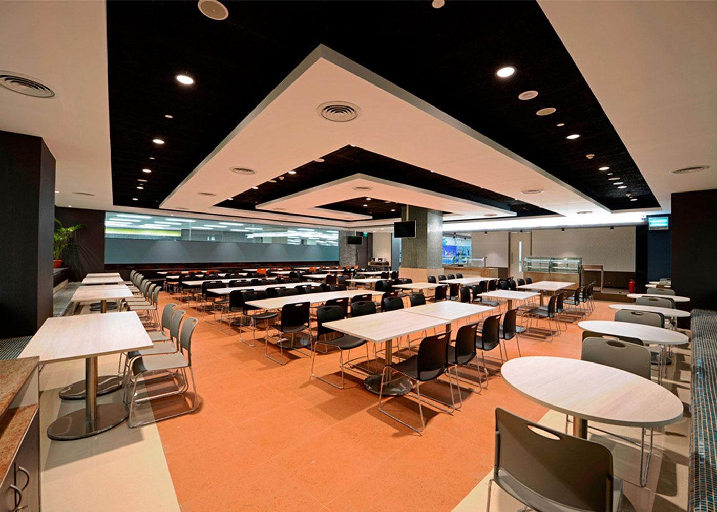 BNP Paribas Mumbai Office - Design Sparks (Interior Design) -