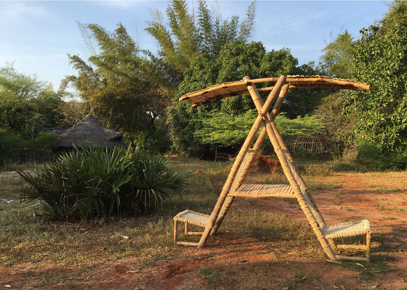 Outdoor Library(Sustainable Design) -