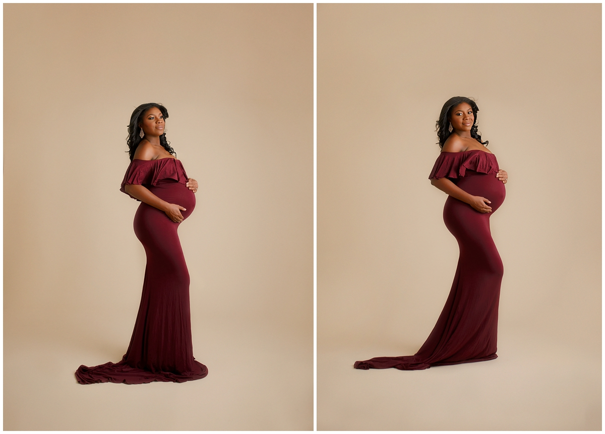 Maternity posing ideas