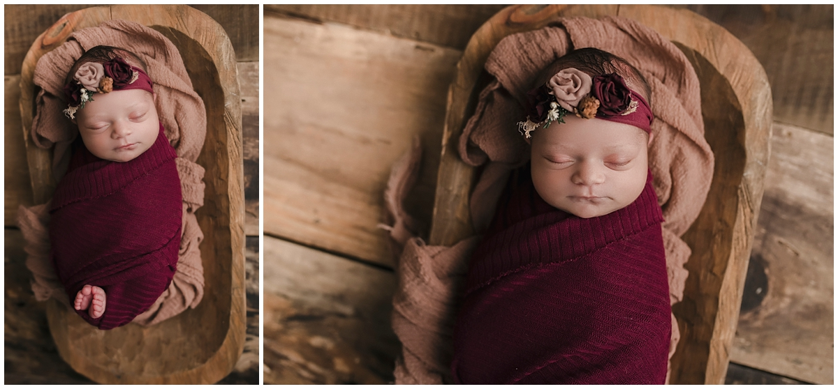 Newborn session ideas for fussy babies