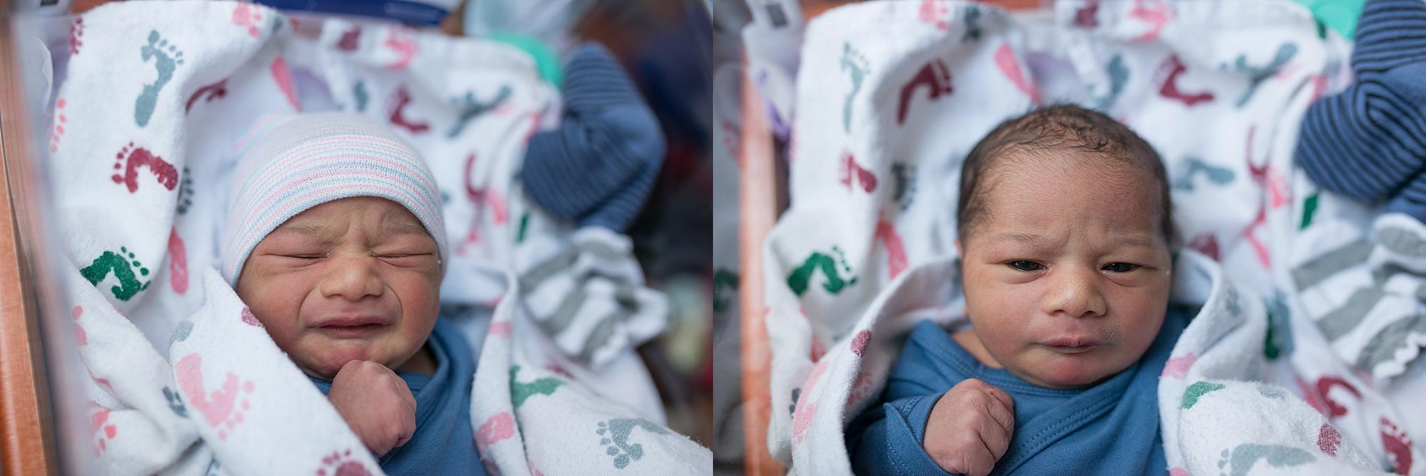 newborn boy fresh 48