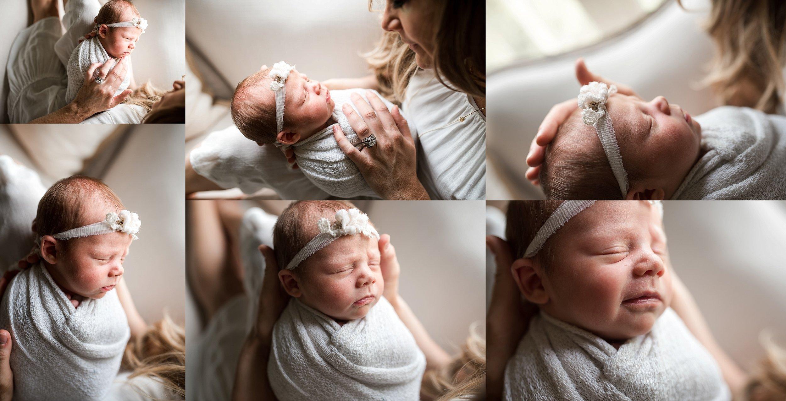 lifestyle newborn detail photos