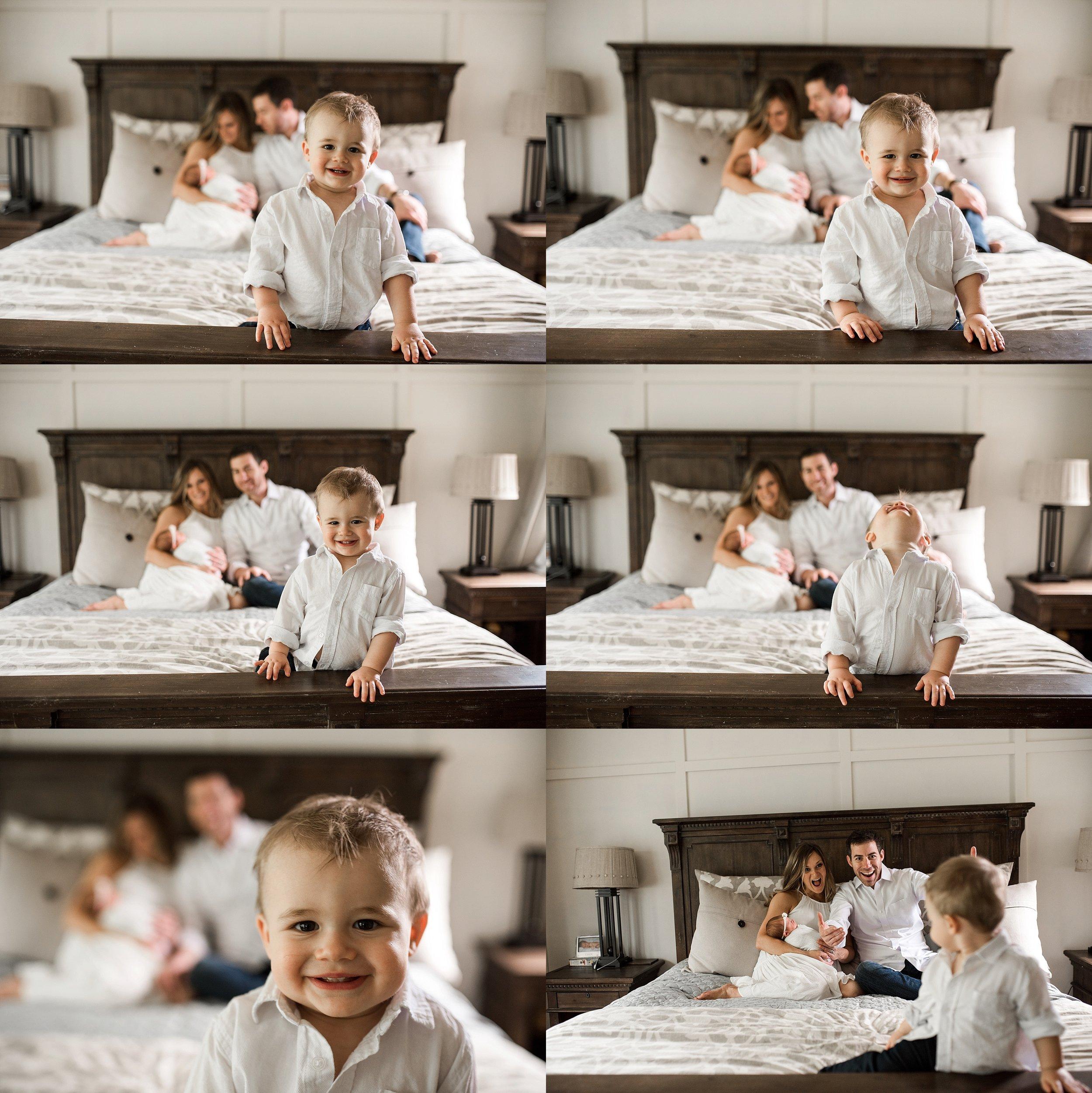 Roswell GA newborn baby photographer