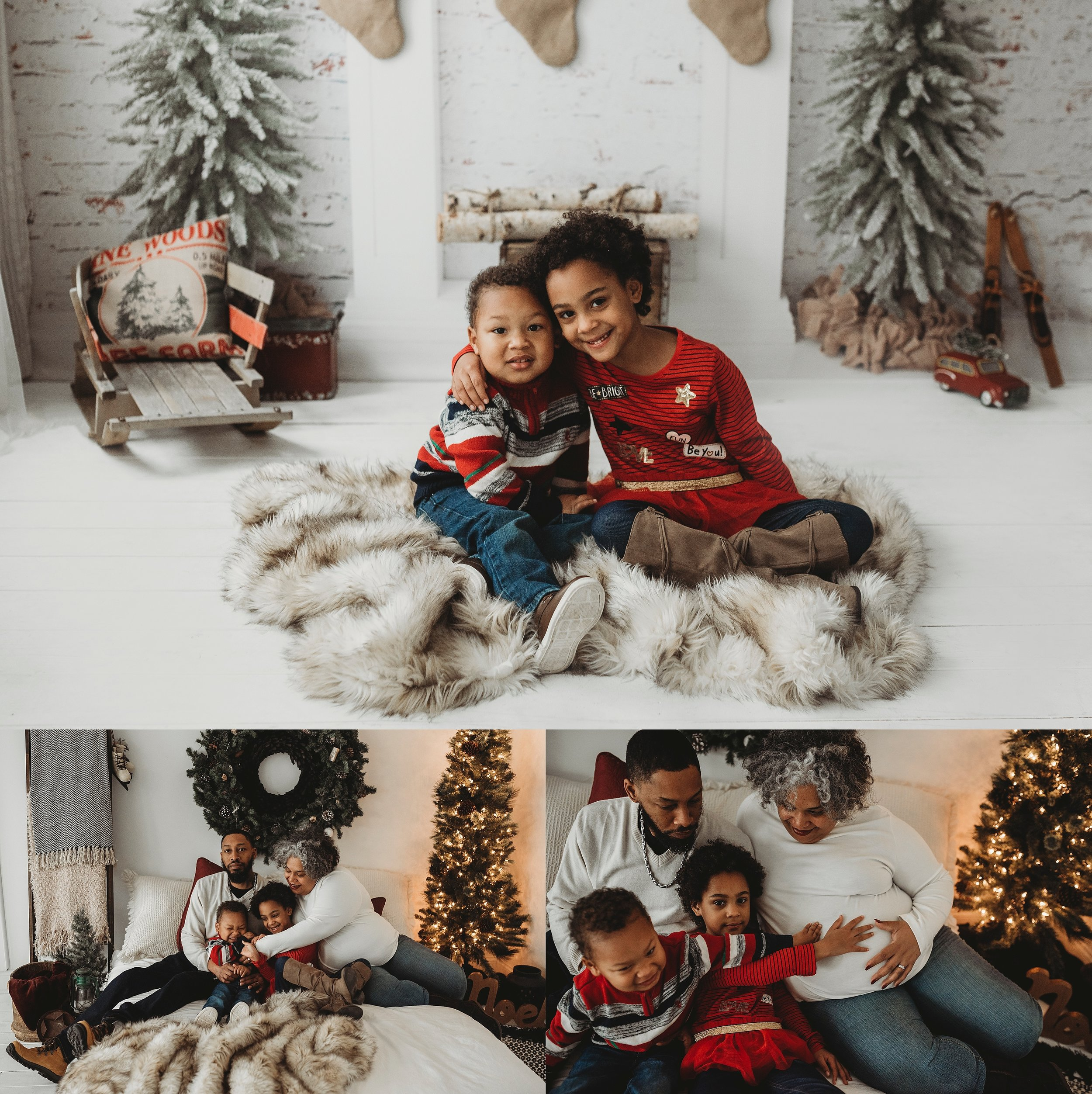 Atlanta Christmas Session