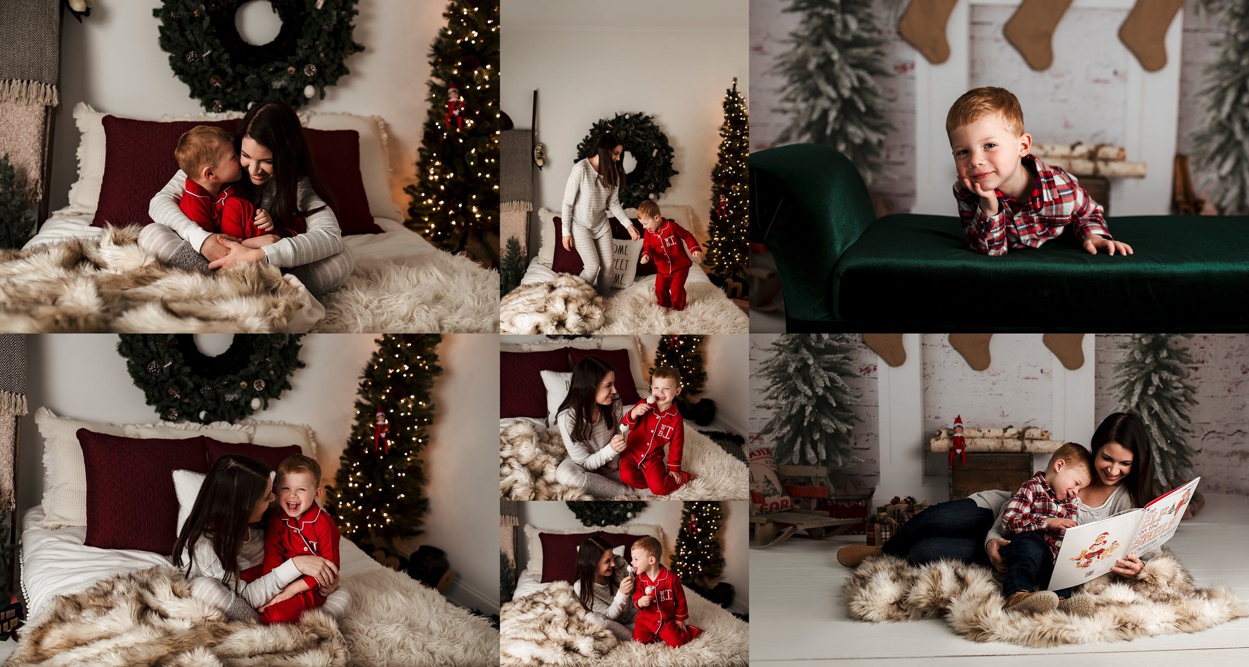 Fun Christmas session ideas
