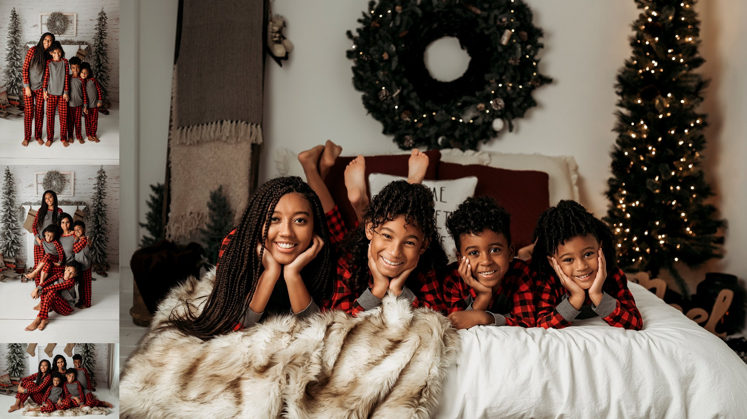 Holiday mini session ideas