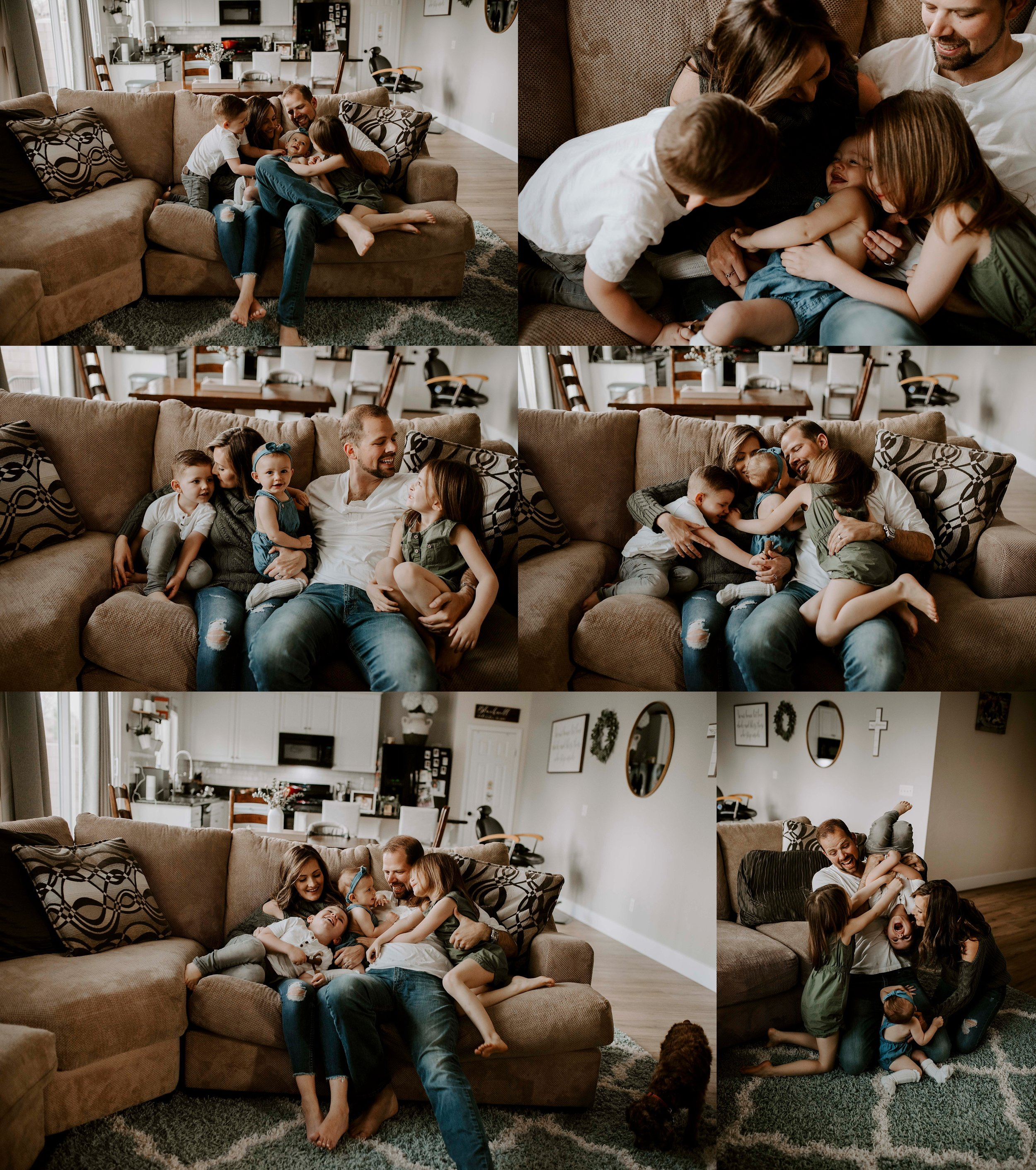 Pure love, joy and perfection. I can't get over how beautiful this family is!!!!!! Couldn't have been more thankful to capture these moments and be so welcomed into their wonderful home.