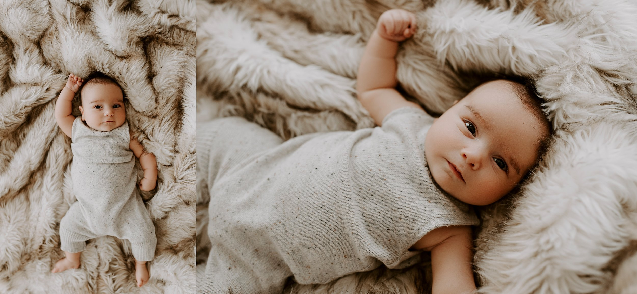lifestyle infant photo ideas