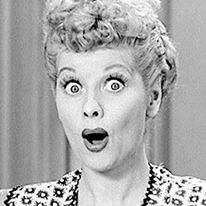The zaniest kind of Aries: Lucy Ricardo,  I Love Lucy