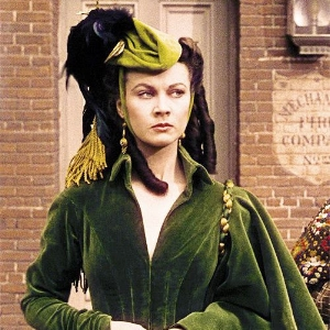 Stubborn as a Taurus: Scarlett O'Hara,  Gone With The Wind