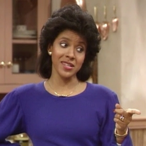 Virgo-minded TV mom: Clare Huxtable,  The Cosby Show