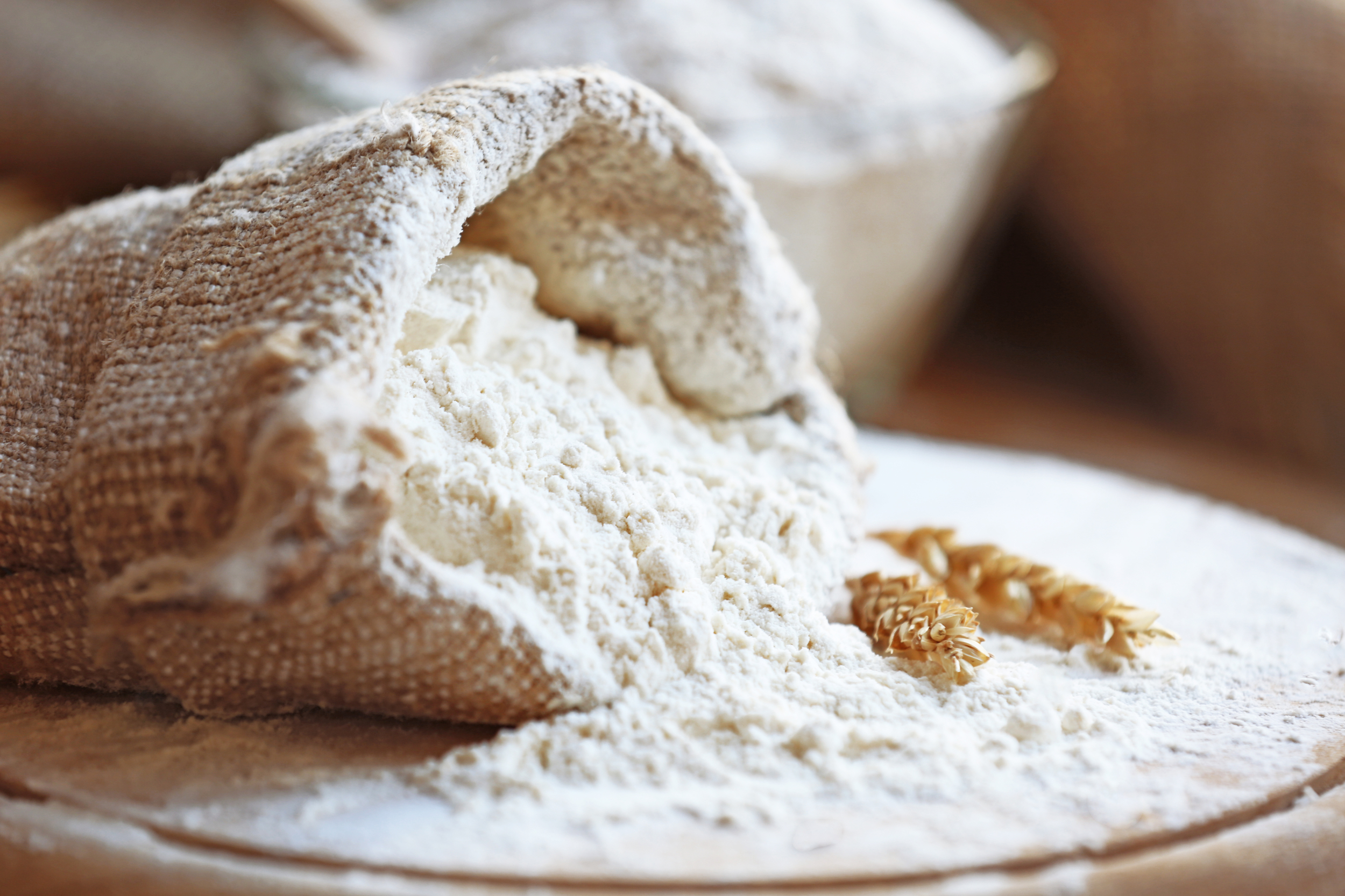 Flour, Grains, and Yeast