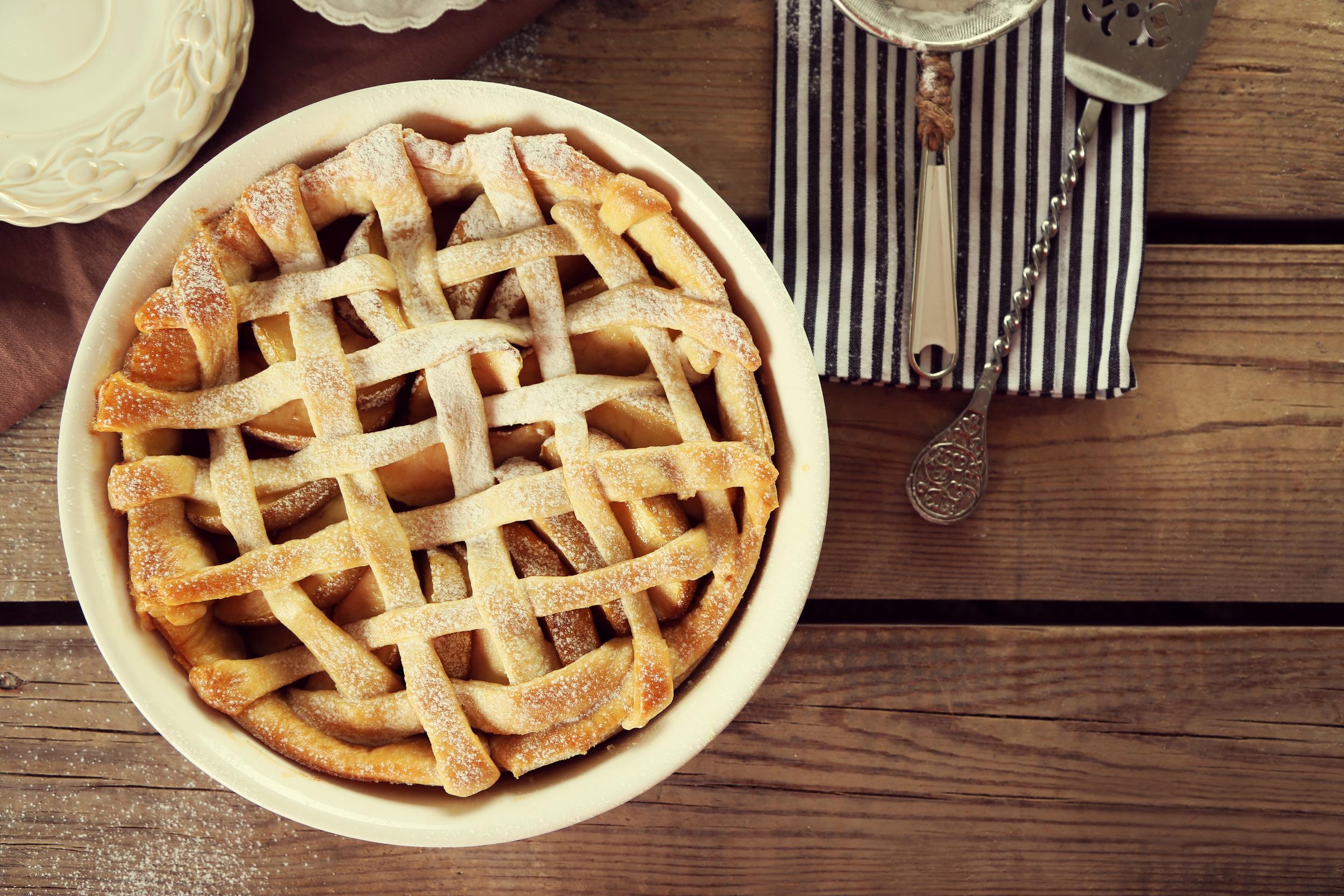 Prepared Pie Fillings
