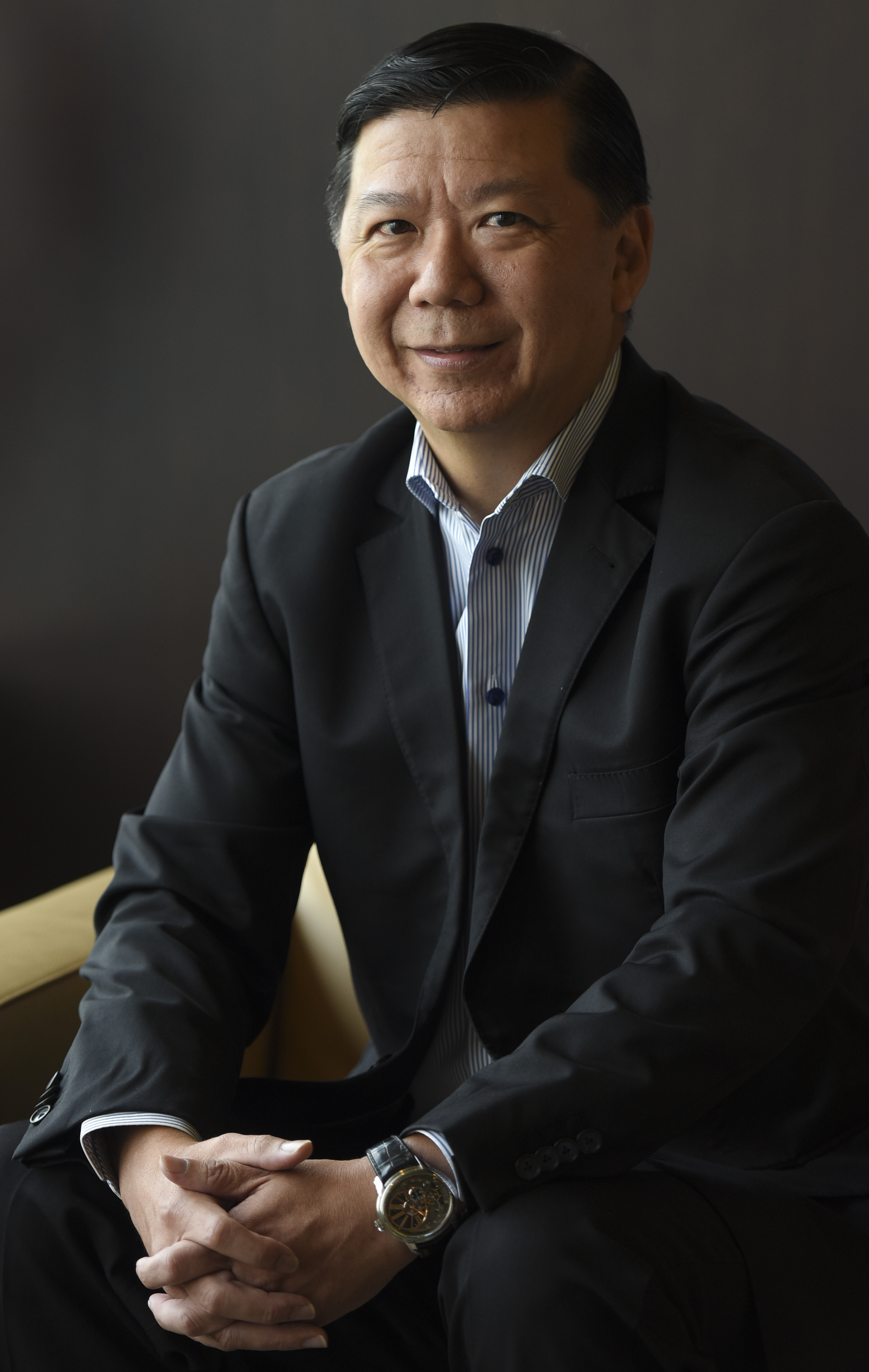 PATRICK ANG  Deputy Managing Partner of Rajah & Tann Singapore; Chief Executive Officer of Rajah & Tann Asia