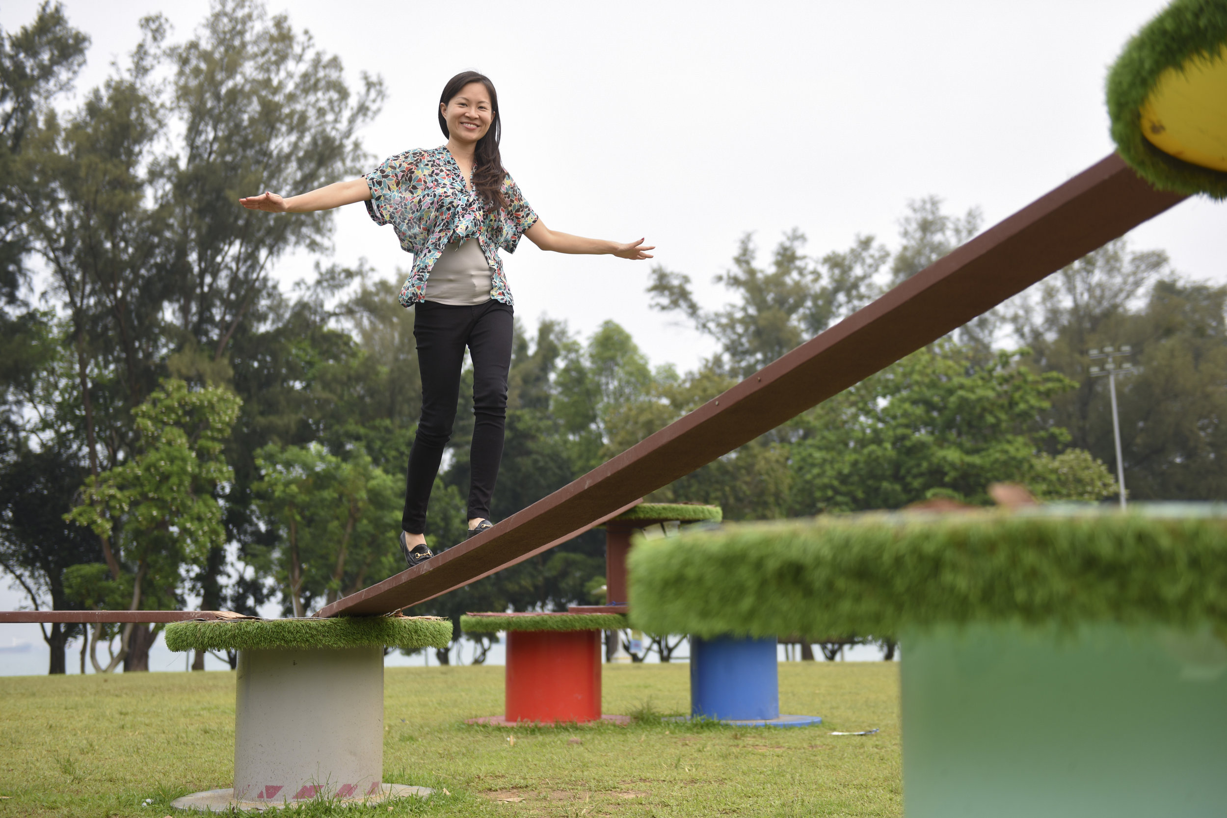 SONIA ONG  Founder of Singapore Wellness Associatation