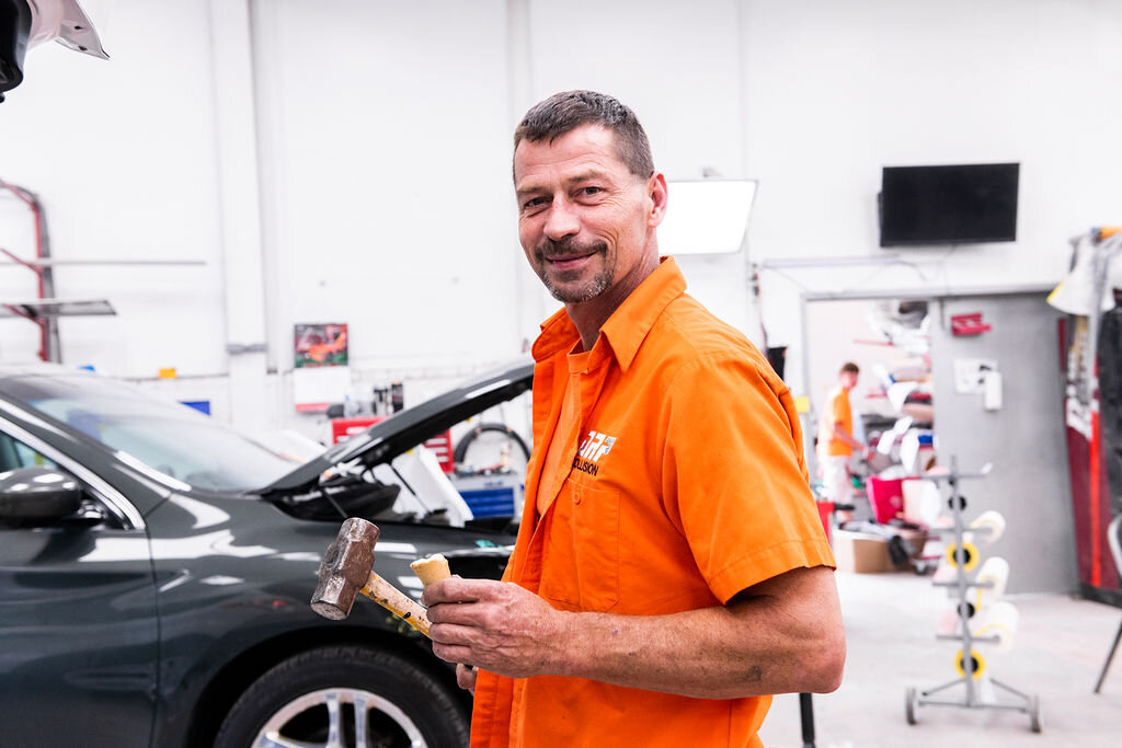Dave Jeffs - Body Technician