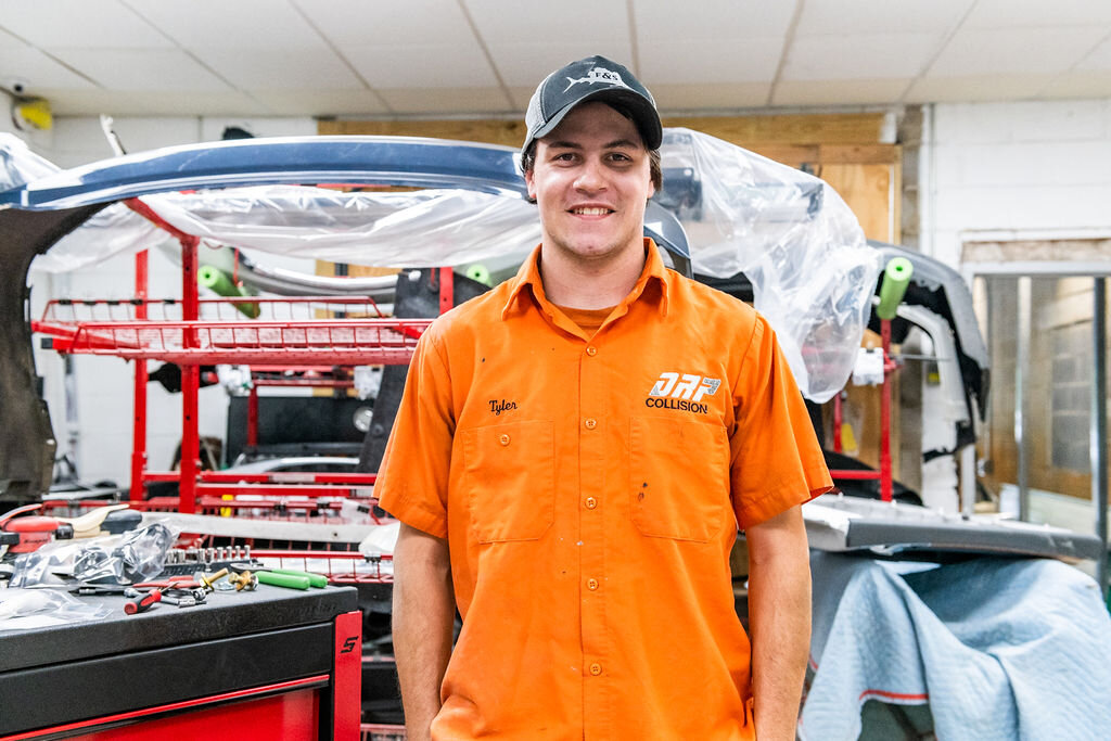 Tyler Anderson - Disassembly / Reassembly Technician