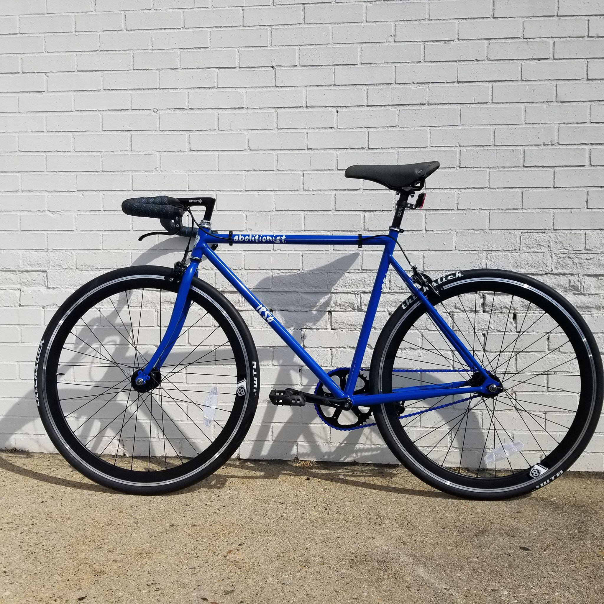 The Craft Racer in Blue/ Black $699