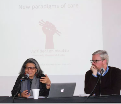 09.11.15 - ETHICS OF REVEALING DETAILS ABOUT ARTISTS' DISABILITIES IS TOPIC OF EXPERT PANEL -