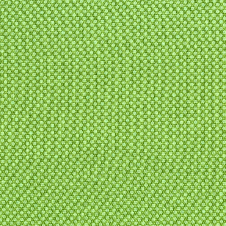2961-007   DOT COM-APPLE GREEN