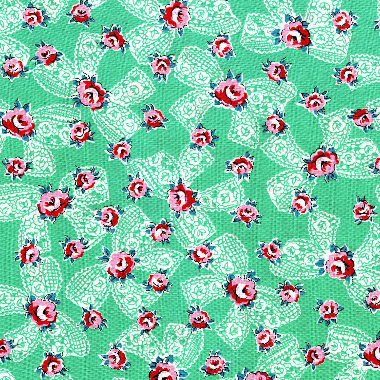 2964-001 PINAFORE - SPRING GREEN
