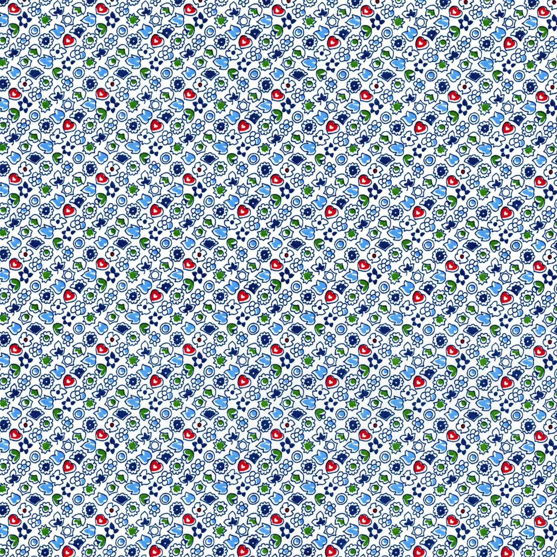2972-002 SWEET HEART - BLUEBERRY