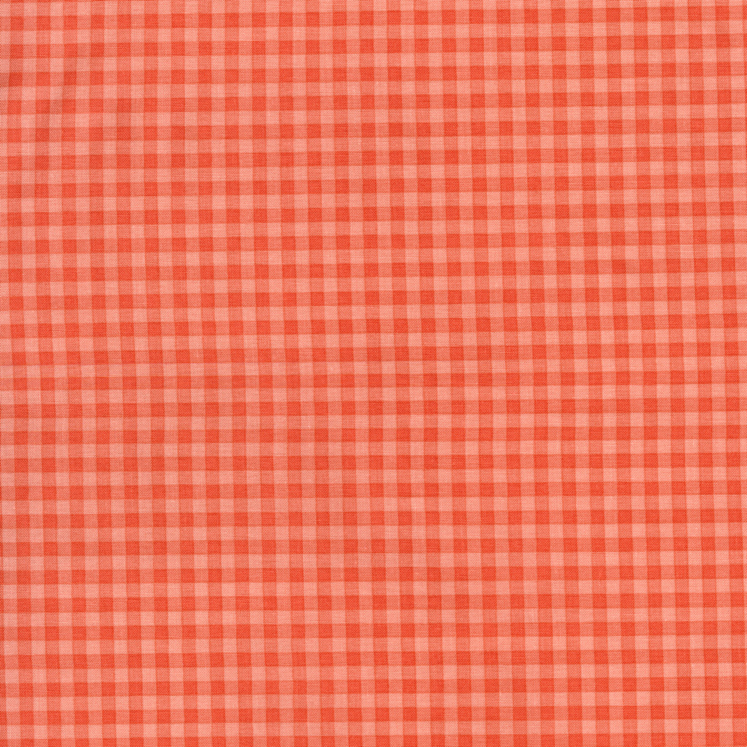 2929-003 SMALL GINGHAM - CORAL