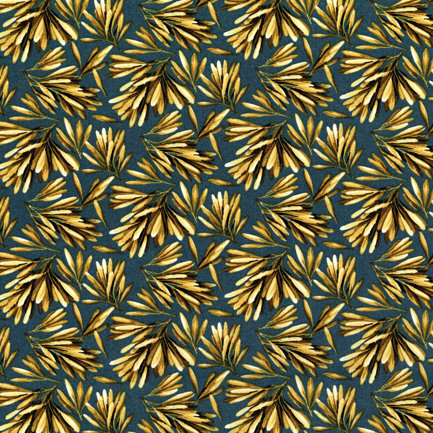 2838-002 SEED PODS - NAVY