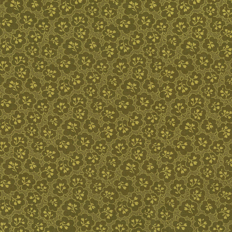 2841-003 TULIPS TIP - OLIVE