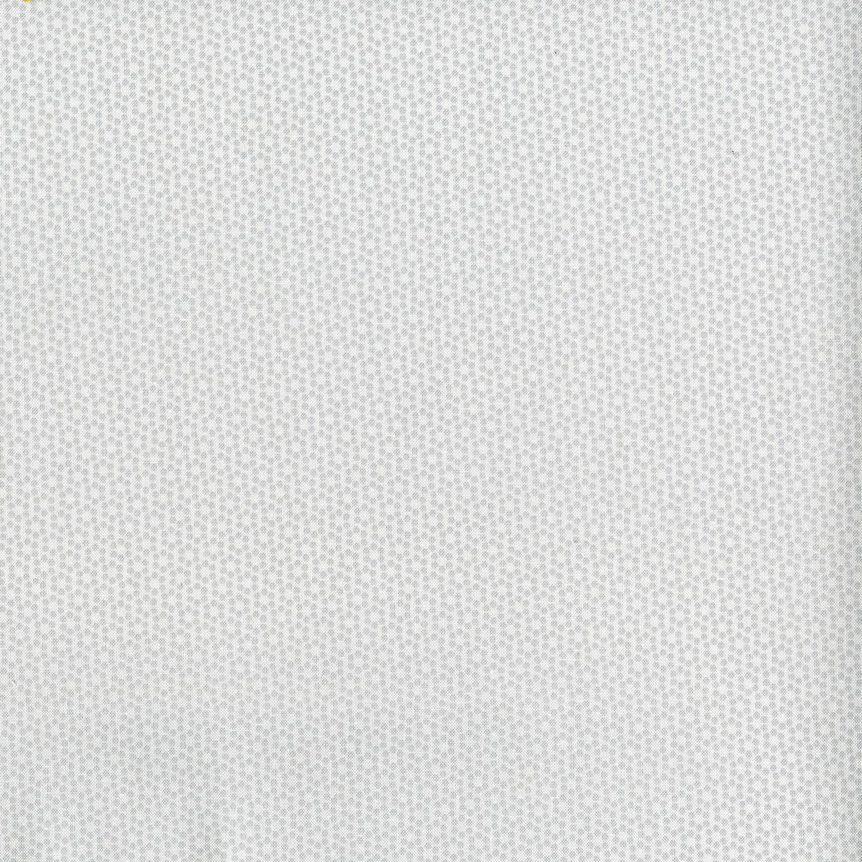 2854-003 HEXAGON DAISIES - GREY
